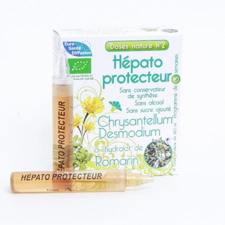 Hépato protecteur - Doses nature n°2