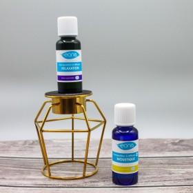 Complexes d'huiles essentielles