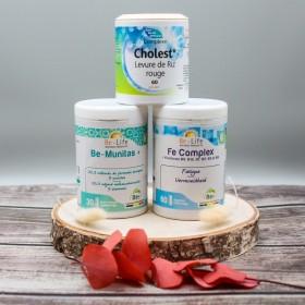 Probiotiques & nutri-complexes